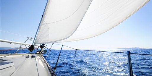 $75 -- Chesapeake Bay: Intro to Sailing Lesson, Reg. $150