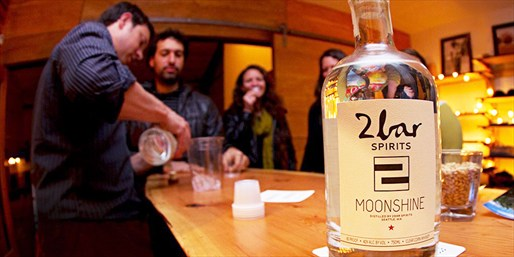 $25 -- 'Craft Distillery to Watch': Tastings & Tour for 2