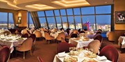 'Tantalizing' French Dinner for 2 w/'Astonishing Views'
