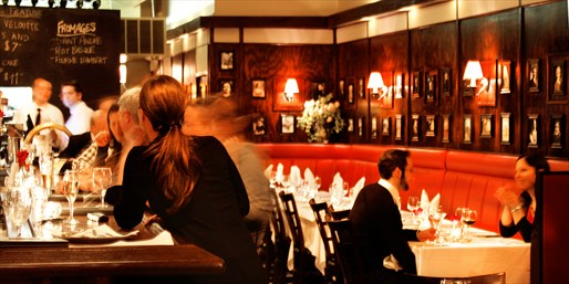 $59 -- 'Classic' Bistro Voltaire: Dinner for 2, Reg. $92