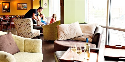 $25 -- Award-Winning D'Vine Wine Cafe for 2, Reg. $40