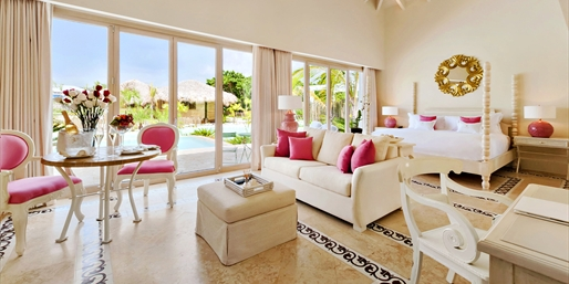 Luxe Punta Cana 'Hot List' Suite: 3 Nights, 40% Off, From $1,399
