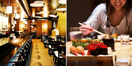 $35 -- Michelin-Recommended Dinner for 2 w/Drinks, Reg. $76