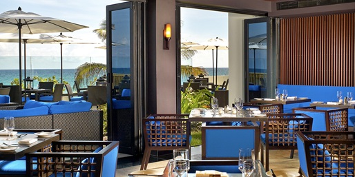 $29 -- The Omphoy: Oceanfront Breakfast for 2, Reg. $56
