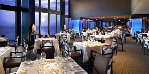 $75 -- The Omphoy: Oceanfront Steak Dinner for 2, Reg. $144