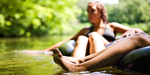 $12 & up -- Apple River: Tubing & Camping Trips All Summer
