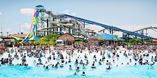 Magic Waters: Admission & Fast Pass through June, Half Off