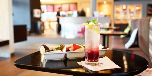 $25 -- Hip Aloft Hotel Lounge: Drinks & Apps for 2, Reg. $60