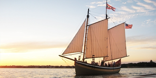$21 -- Tall Ship Cruise in Salem thru Summer, 40% Off