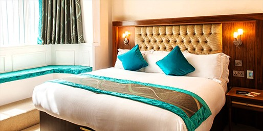 £89 -- Boutique Liverpool Hotel inc Dinner & Wine, Reg £171