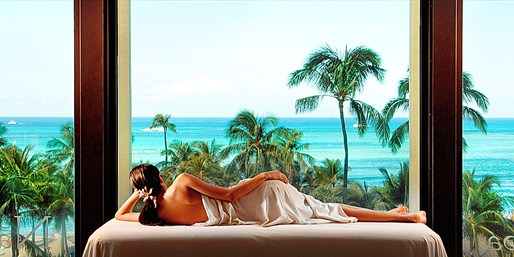 $149 -- Hyatt Waikiki Spa Day w/Massage & Facial, Half Off