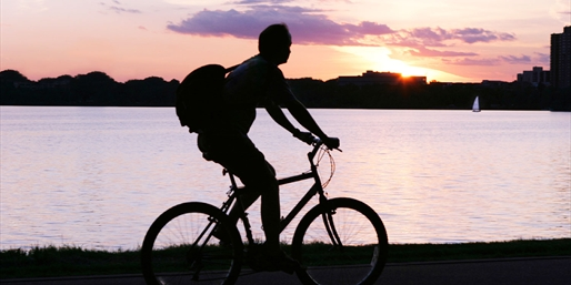 $25 -- City Lakes: 2-Hour Electric Bicycle Rental, Reg. $51