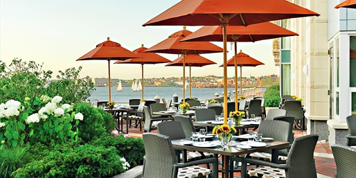 $33 -- Waterfront Lunch for 2 at Fairmont Battery Wharf