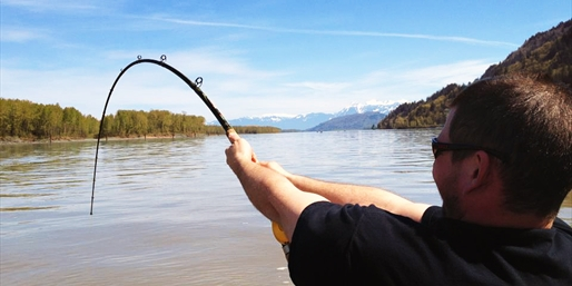 $199 -- Fraser River Sturgeon Fishing Trip for 2, Reg. $500