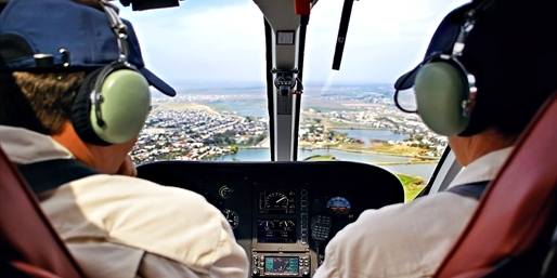 $145 -- Flight Lesson over Hartford: Bring a Friend, 45% Off
