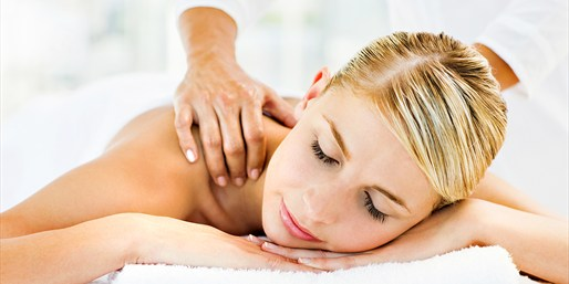 $39 -- Time Out-Praised Spa: Massage or Facial, Reg. $80