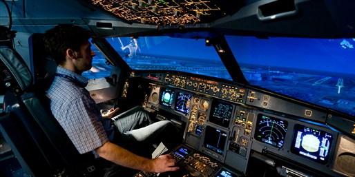 £59 -- Boeing 737 Simulator Experience in Notts, Reg £109
