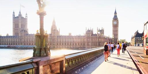 £5 -- Historical London Walking Tour, 50% Off