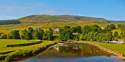 £159 -- Yorkshire Dales Escape with Tasting Menu, Was £267