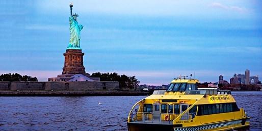 $17 -- Statue of Liberty Cruise through NY Harbor, Reg. $31