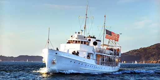 $10 --  USS Potomac: Guided Tour of FDR's Yacht for 2
