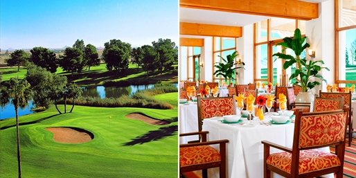 $22 -- Unlimited Golf w/Cart & Lunch into Fall, Reg. $61