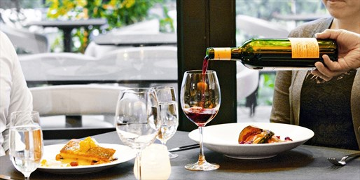 $69 -- TRACE: Dinner for 2 at the W Austin, Reg. $123
