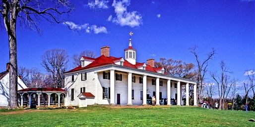 $55 -- Mount Vernon & Arlington Cemetery Tour, Reg. $85