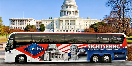 $22 -- D.C. in a Day Sightseeing Tour, Reg. $45