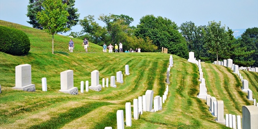 $15 -- Arlington Cemetery & Taste of D.C. Tour, Reg. $30