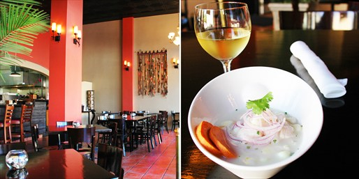 $49 -- Oakland: 4-Course Peruvian Dinner for 2, Reg. $86