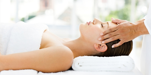 $89 -- Half Off Spa Day w/Massage, Facial & Blowout