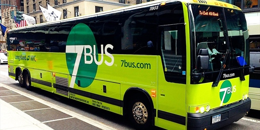 $7 & up -- Coach Service from NYC or Long Island