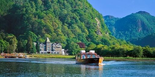 £149 -- 'Impressive' Lake District Retreat w/Meals, 51% Off