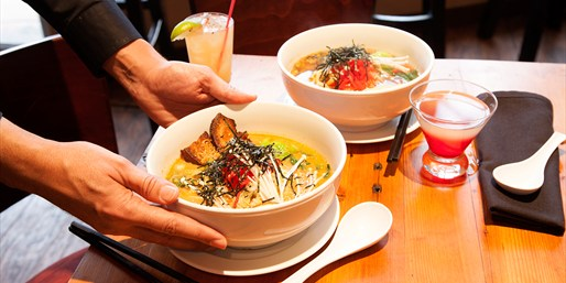 $25 -- D.C.'s 'Best Ramen' for 2 w/Drinks, 50% Off