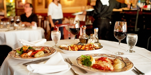 $49 -- East Village: Italian Dinner for 2 w/Wine, Reg. $100