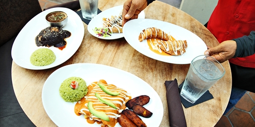 $20 -- Zagat-Rated La Sandia: Half Off Dining Anytime