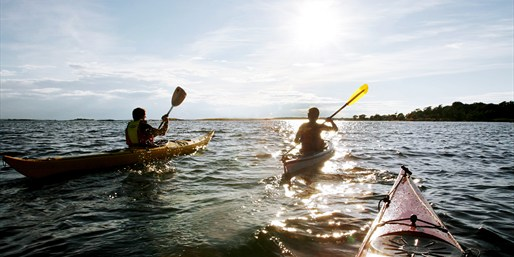 $15 & up -- Clear Lake Kayaking or Sunset Sail, 55% Off