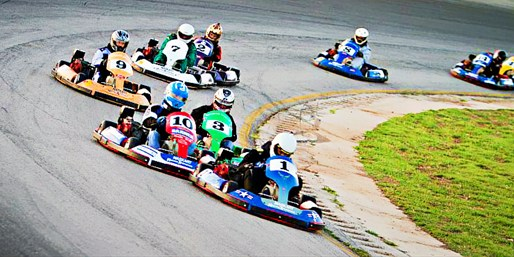 $24 -- Go-Kart Speed School w/3-Race Pack, Reg. $50