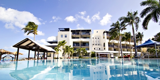 $85 -- St. Maarten Beach Resort through October, 40% Off
