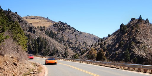 $99 -- Cruise the Canyon in a Ferrari or Lambo, Half Off