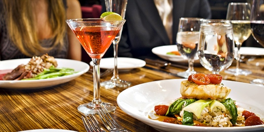 'Best of Ann Arbor': Dinner at M�lange for 2 or 4, 50% Off