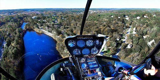 $129 -- Fly a Helicopter over Massachusetts, Reg. $225