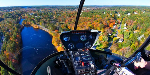 $125 -- Fly a Helicopter over Massachusetts, Reg. $250