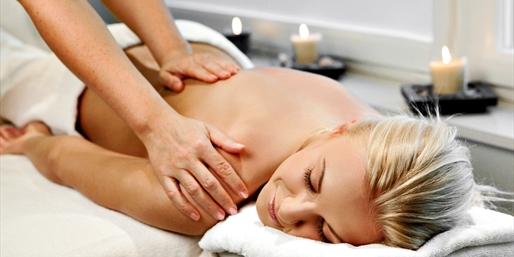 $40 -- 'Brampton's Best Spa': Massage w/Bubbly, Reg. $70