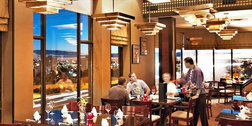 $39 -- Sagano: Sushi Dinner for 2 w/Skyline Views, Reg. $70