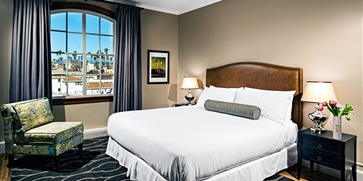 Travelzoo Deal: $139 -- Posh Downtown LA Hotel, Reg. $229
