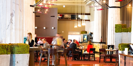 $25 -- Downtown Hot Spot: Drinks & Apps for 2, Half Off