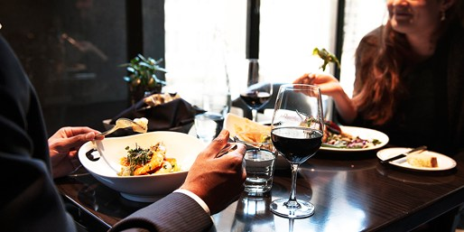 $25 -- Park Grill at Le Meridien: $50 for Breakfast or Lunch