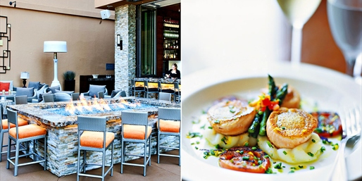 La Jolla Marriott: Dining/Drinks incl. Room Service, 50% Off